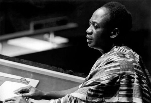 Thursday declared Kwame Nkrumah Memorial Day
