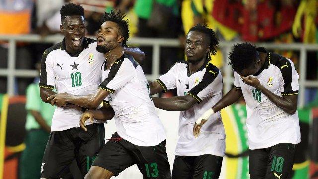 Ghana deserves win – Nigeria coach