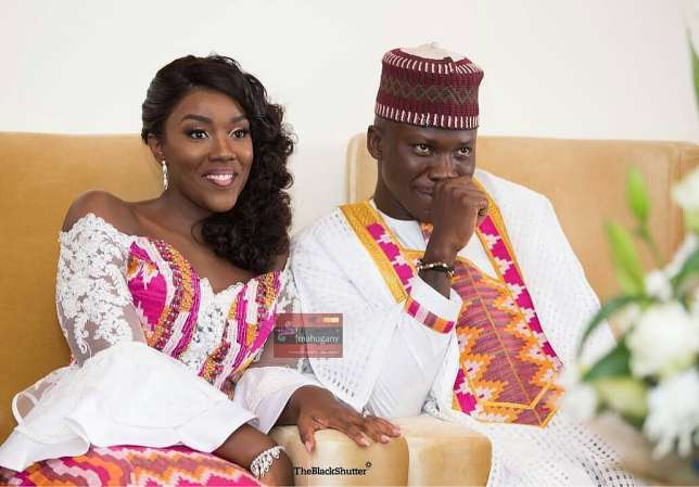 Stonebwoy's wife discharged from hospital