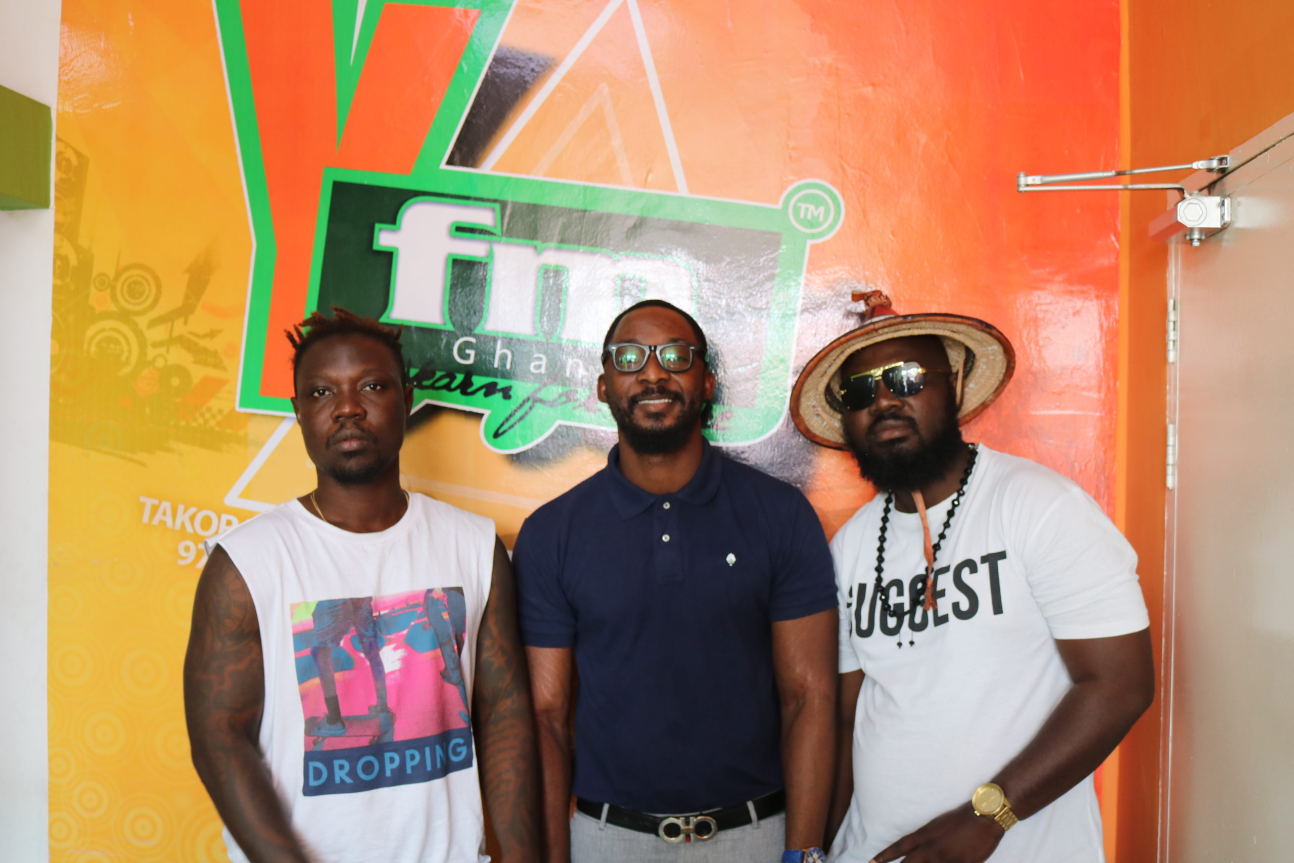Ghanaian Musicians Are Scared Of Change - VVIP