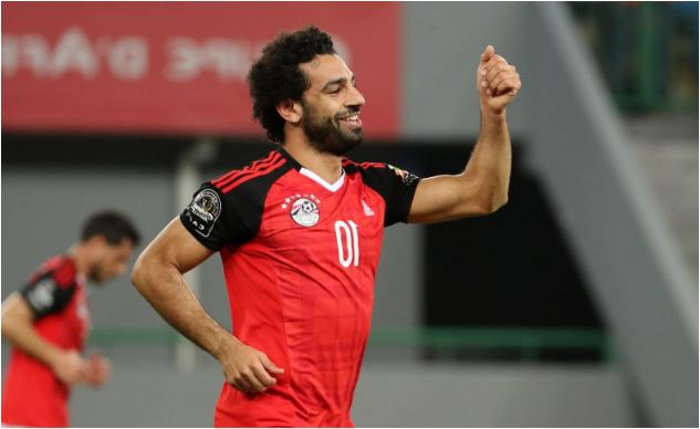 Late penalty sends Egypt to Russia