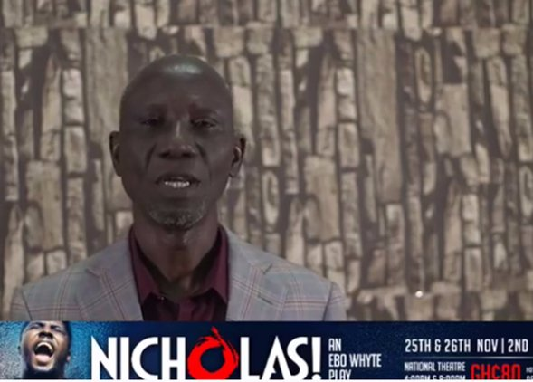 'Encore, do you want more': Uncle Ebo Whyte goes live with counseling tips