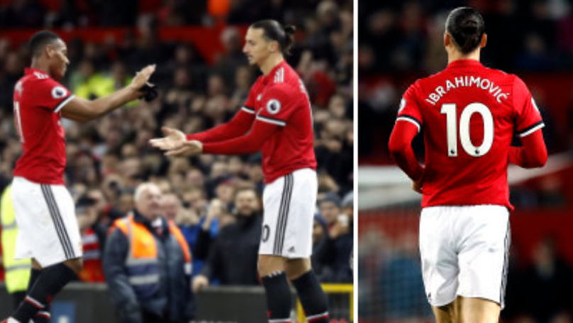 Zlatan Ibrahimovic Reveals The Extent Of His Serious Knee Injury
