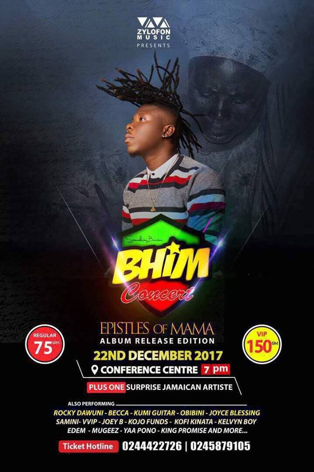 """Tickets Out For The """"Bhim Concert EOM Album Release Edition"""" 