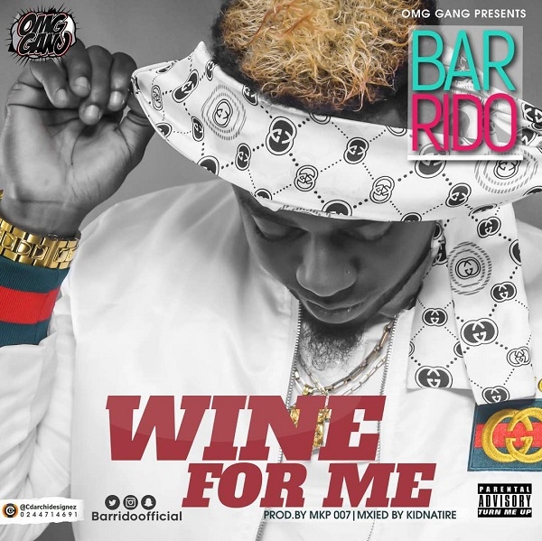 Listen Up: Bar Rido premieres 'Wine For Me'