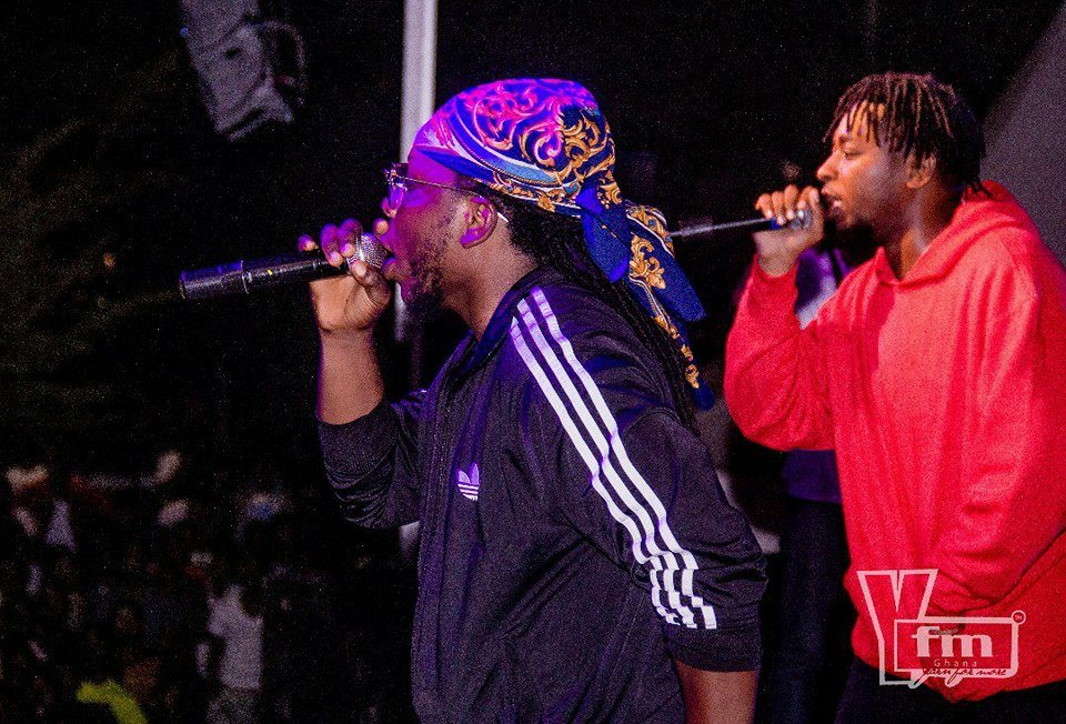 Edem makes surprise appearance at #YfmJunctionMallBASH and thrills fans with showstopping performance