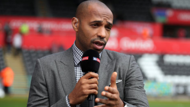 Thierry Henry Names The 'Best Creative Midfielder' The Premier League Has Seen