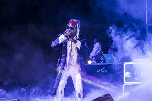 Flowking Stone Pulls a Mammoth Crowd to KCM with Oseikrom Shutdown Concert