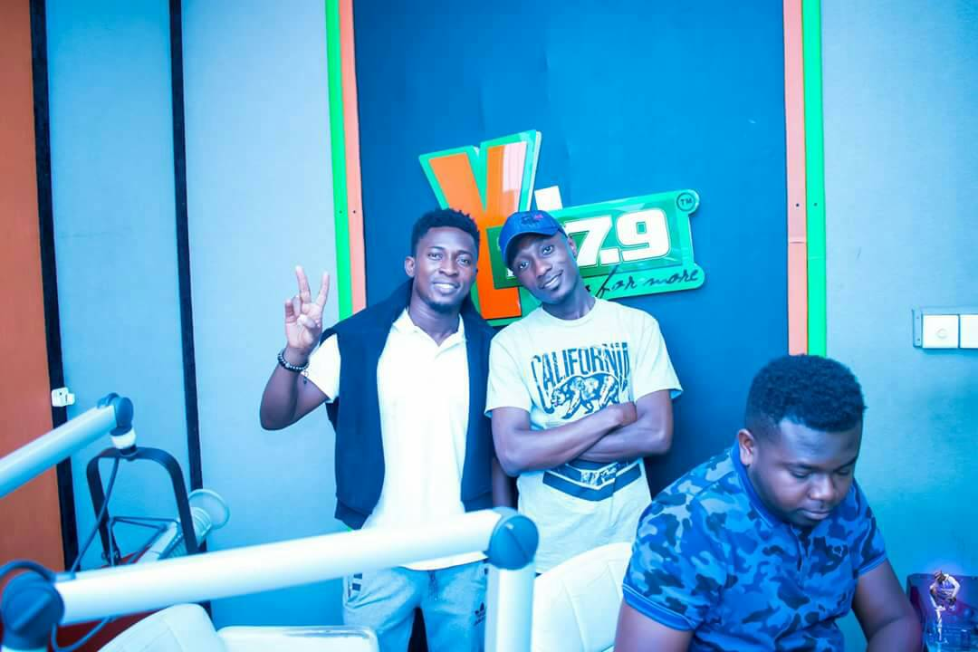 Stonebwoy's manager endorses 'Native 2' EP by Nate