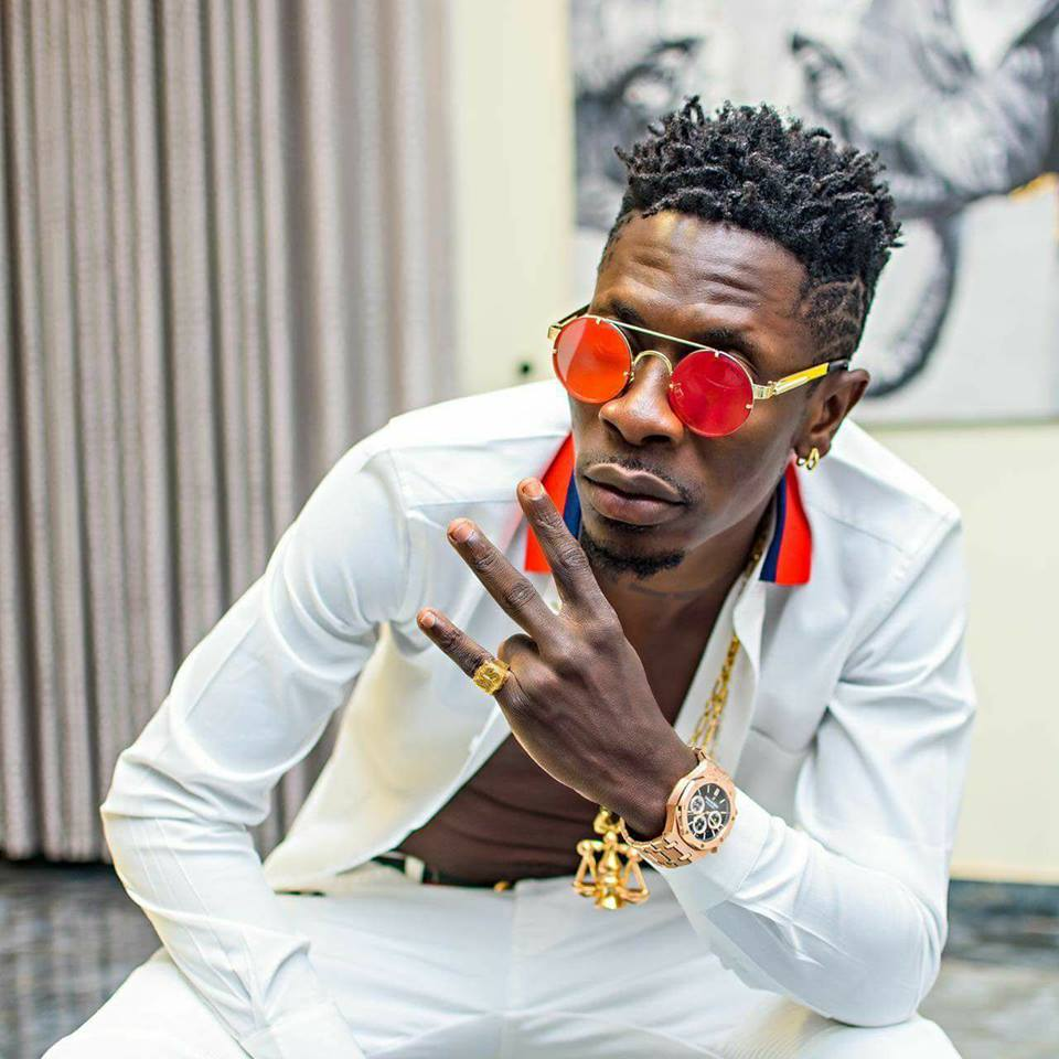 Here's How Much Shatta Wale Charged For CAF Awards And Why He Never Performed