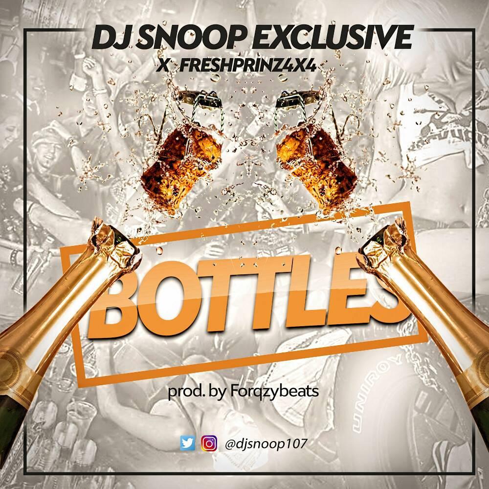 Listen Up: DJ Snoop features Fresh Prince on 'Bottles'