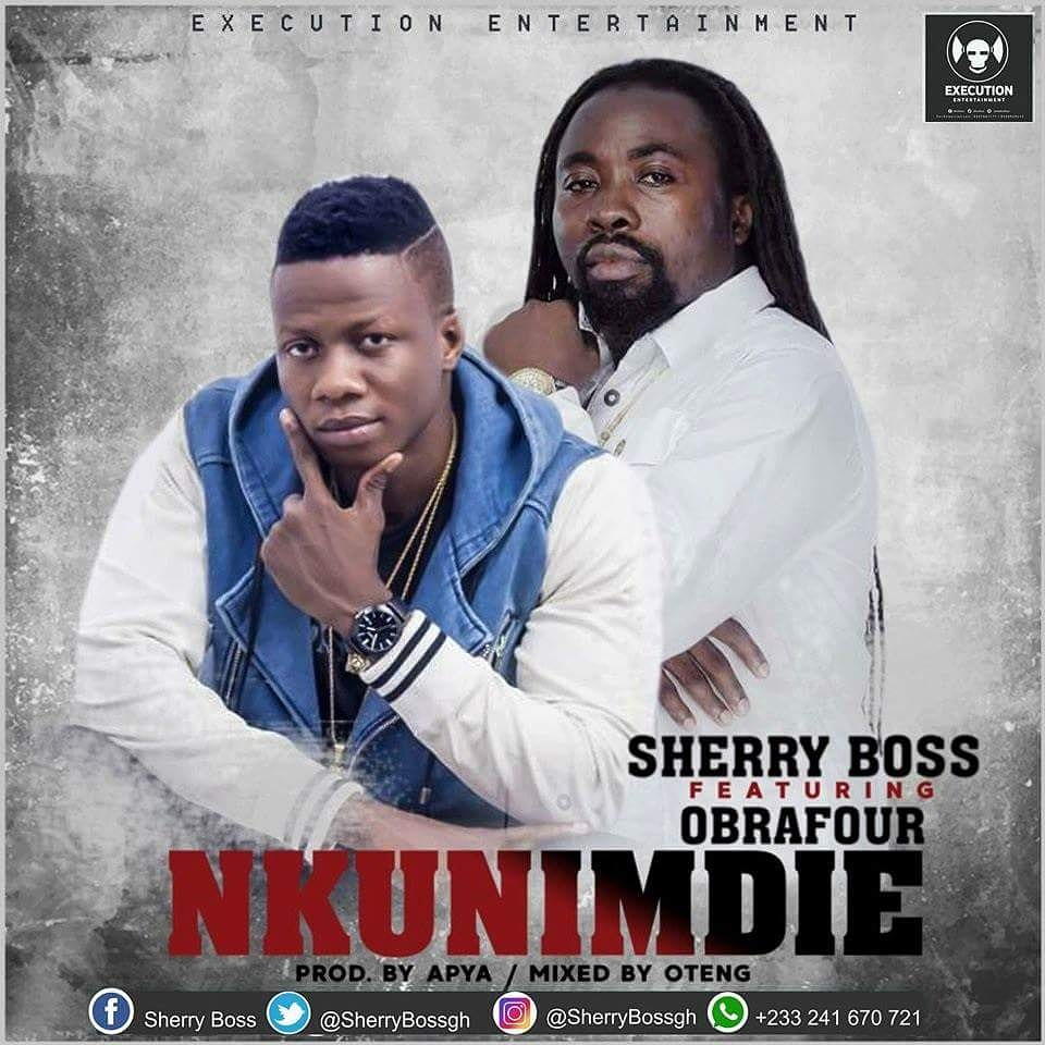 Listen: Sherry Boss features Obrafour on 'Nkunimdie'