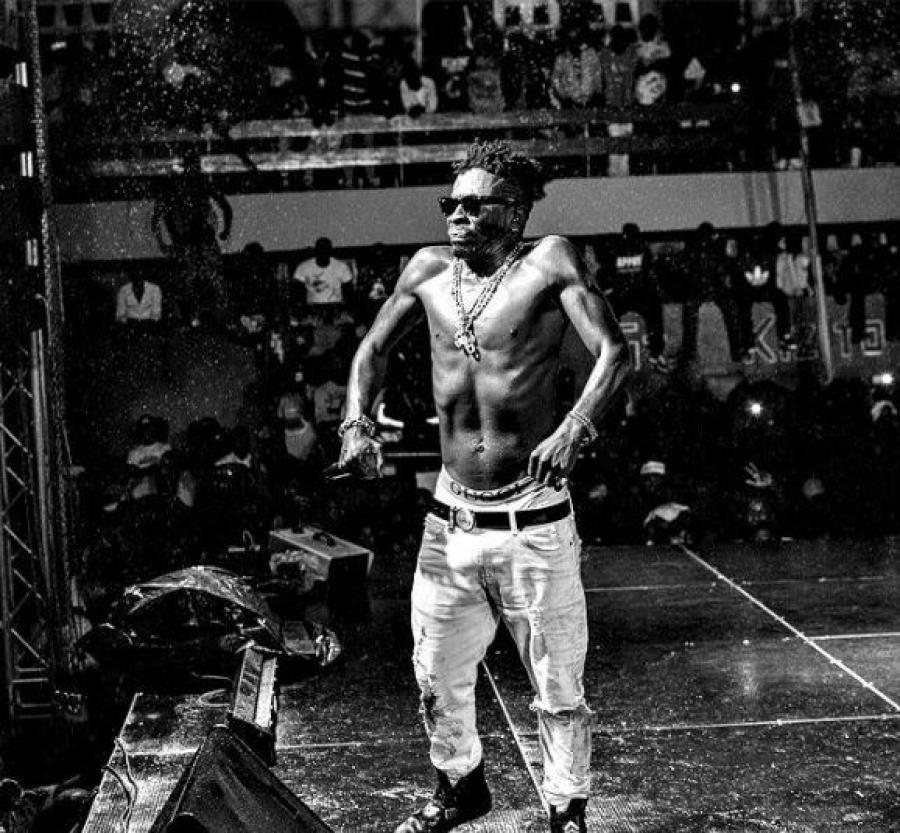Shatta's Bodyguard Breaks Silence After Wale's SLAP