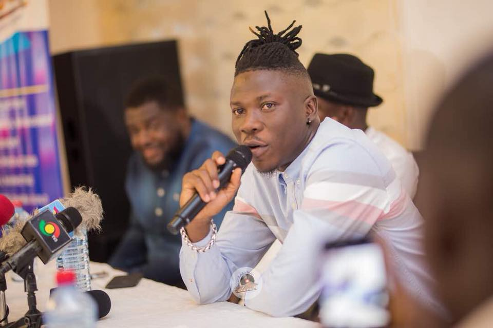 Here's All You Need To Know About Stonebwoy's Upcoming Album, Epistles Of Mama Featuring Sarkodie, Sean Paul And Many Others