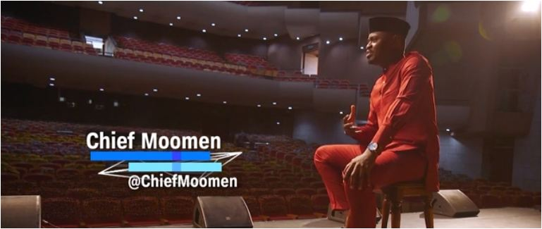 Ghanaian Poet Chief Moomen featured on CNN's African Voices