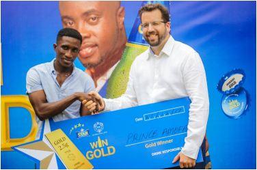Star Beer Rewards Winners In Star Gold Promo