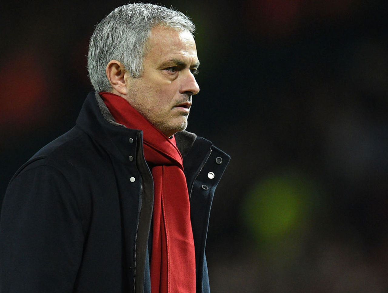 Mourinho dismisses talk of Manchester United exit