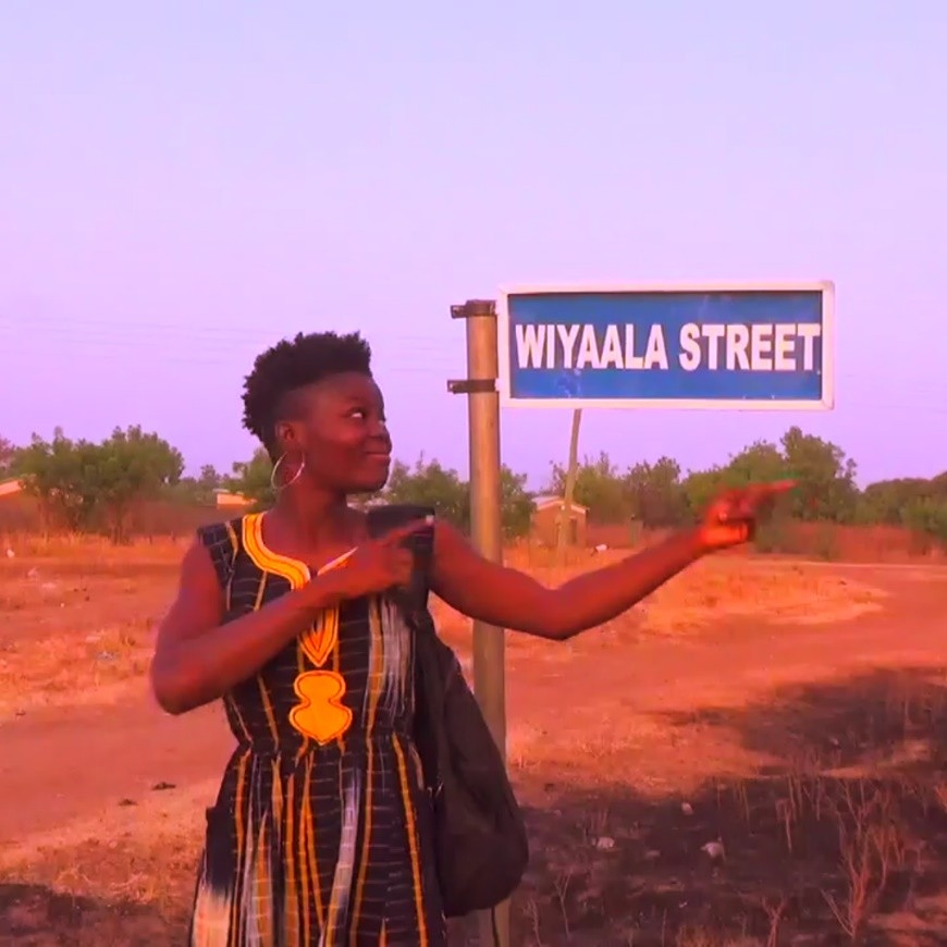 "Watch: In Search Of ""Wiyaala Street"" – Part 2"
