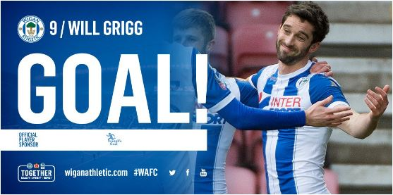 Wigan Athletic Beat Manchester City In The FA Cup