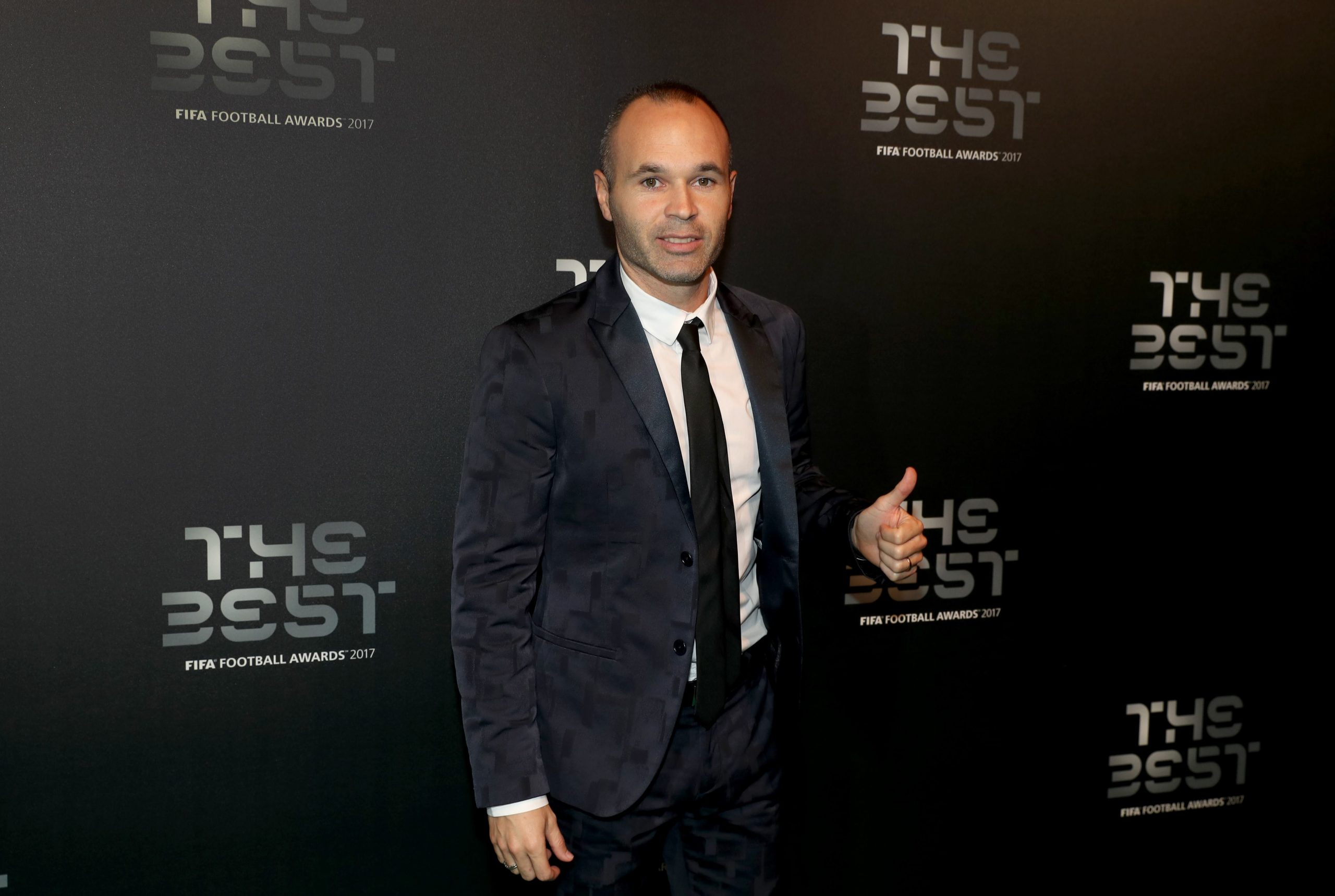 Andres Iniesta Has An Insane Offer On The Table To Leave Barcelona