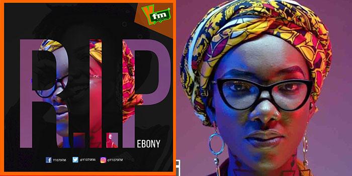 RIP Ebony REIGNS