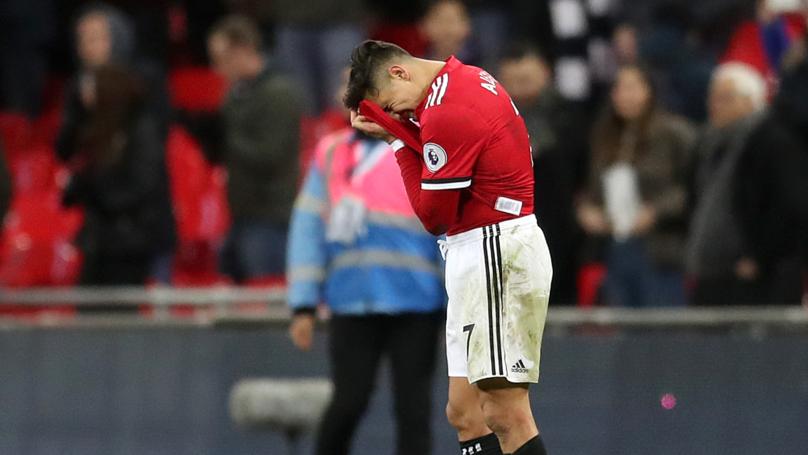 Alexis Sanchez's Stats Against Tottenham Hotspur Were Pretty Dreadful