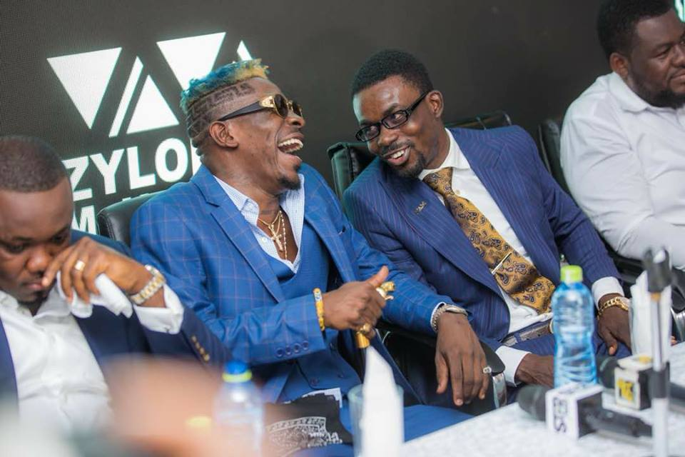 Here's How Sarkodie, Obrafour, Edem, EL and others Reacted to Shatta Wale's Zylofon Media Deal