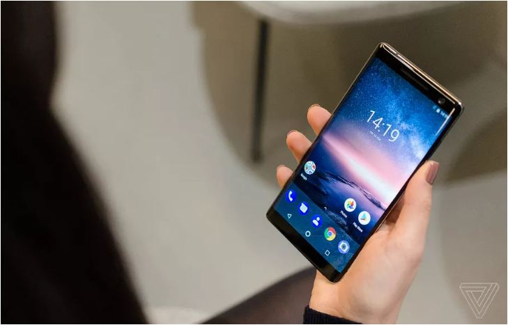 The Nokia 8 Sirocco is a curved glass Android flagship with no headphone jack