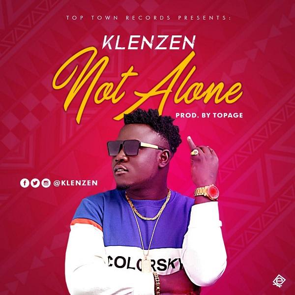 Listen Up: Klenzen premieres 'Not Alone'