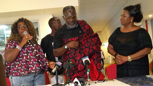Ebony's funeral cloth to sustain her legacy - Ebony's Father