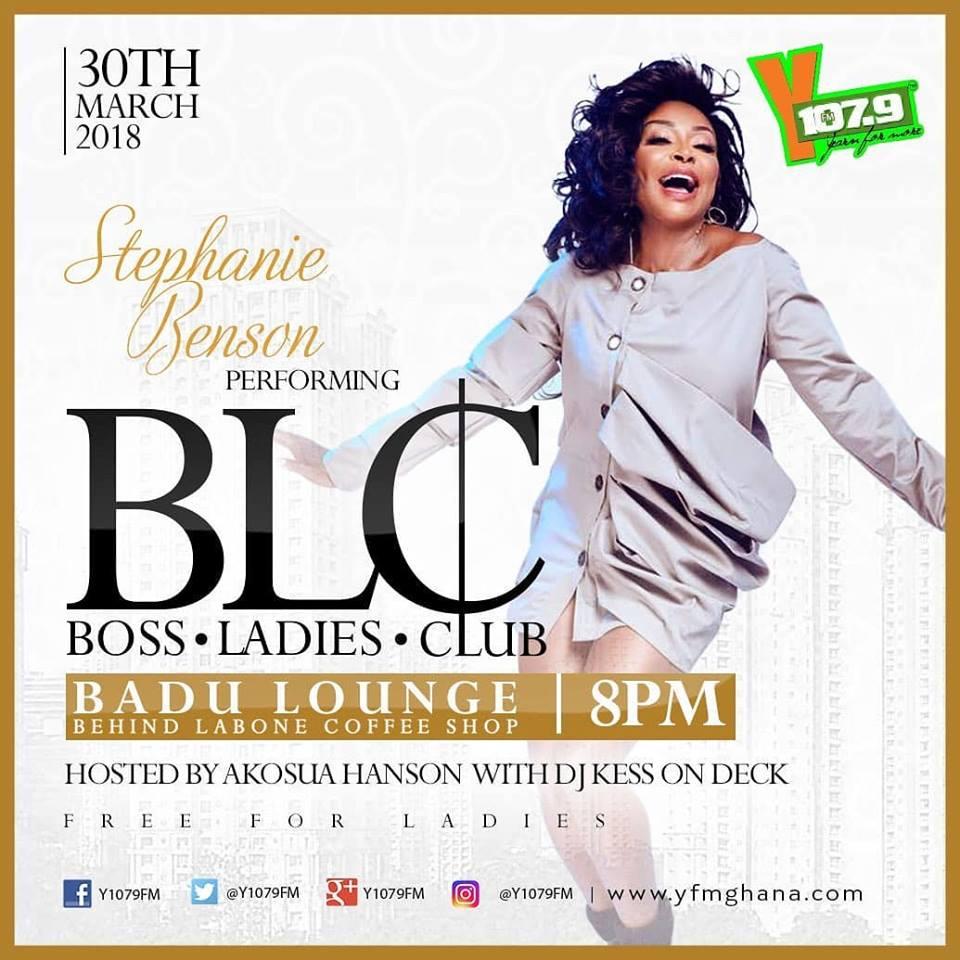 YFM's #BossLadiesClub scheduled for March 30