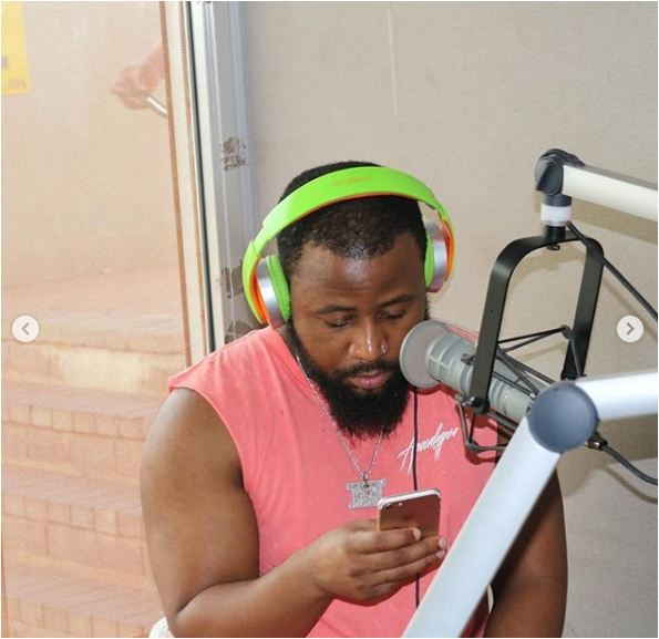Cassper Nyovest clears the air after his Shatta Wale comments