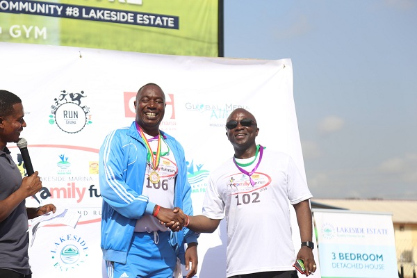 Happy FM, Lakeside Marina Park Celebrate Independence Day with Family Fun Run