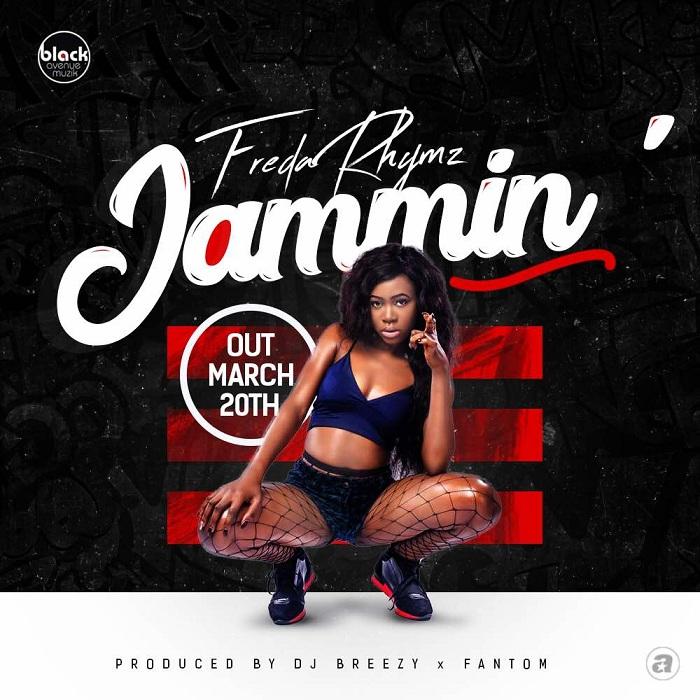 Listen Up: Freda Rhymz Drops her first single 'JAMMIN'