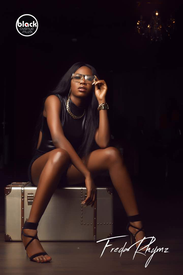 Black Avenue Muzik signs MTN Hitmaker 6 winner Freda Rhymz