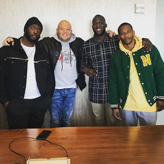 Romelu Lukaku joins Jay-Z's Roc Nation Sports agency