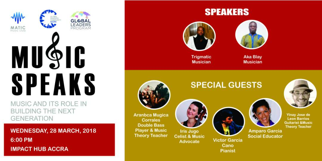 "Trigmatic welcomes music experts from Spain ahead of ""Music Speaks"" seminar on March 28"