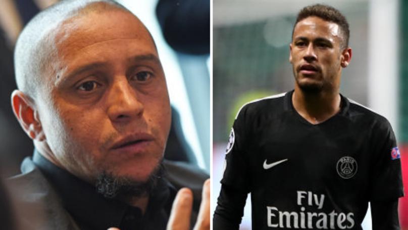Roberto Carlos Explains Why Neymar Won't Win The Ballon d'Or Anytime Soon