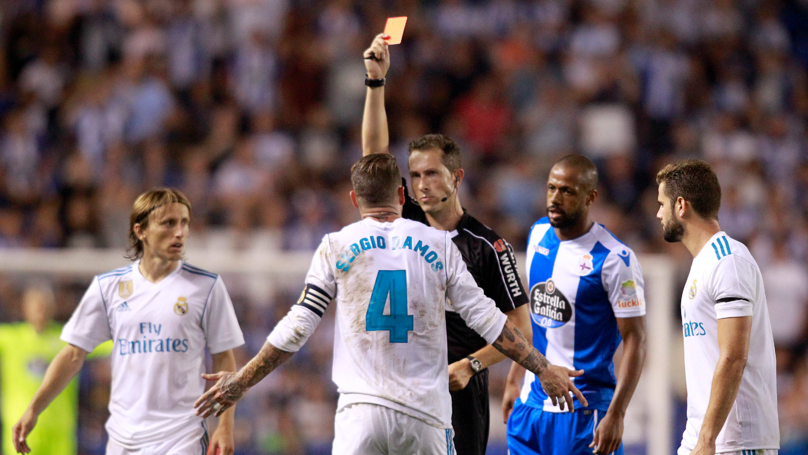 Sergio Ramos Is Officially The Dirtiest Player In Champions League History