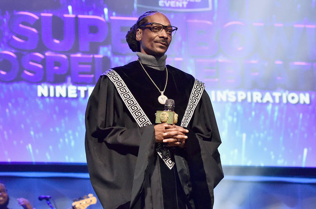 Snoop Dogg Scores First No. 1 on Top Gospel Albums Chart