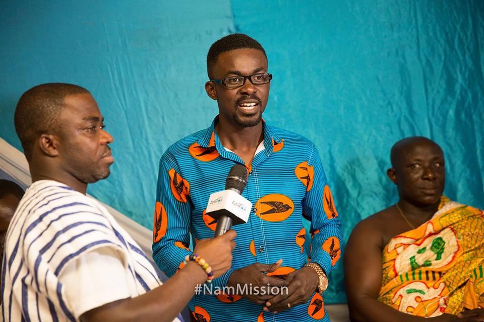 Zylofon CEO Nana Appiah Mensah reacts to Moesha Boudong's CNN interview