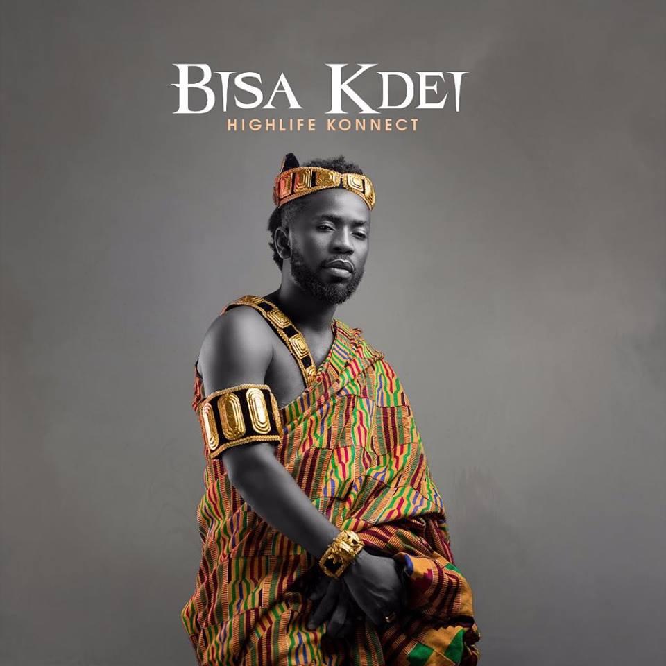 Bisa Kdei to release third album on April 21