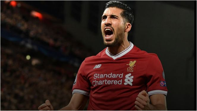 Emre Can set for Juventus move on 5-year deal