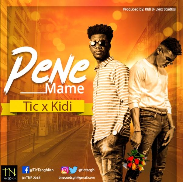 "Watch: Tic features Kidi on ""Pene Mame"""