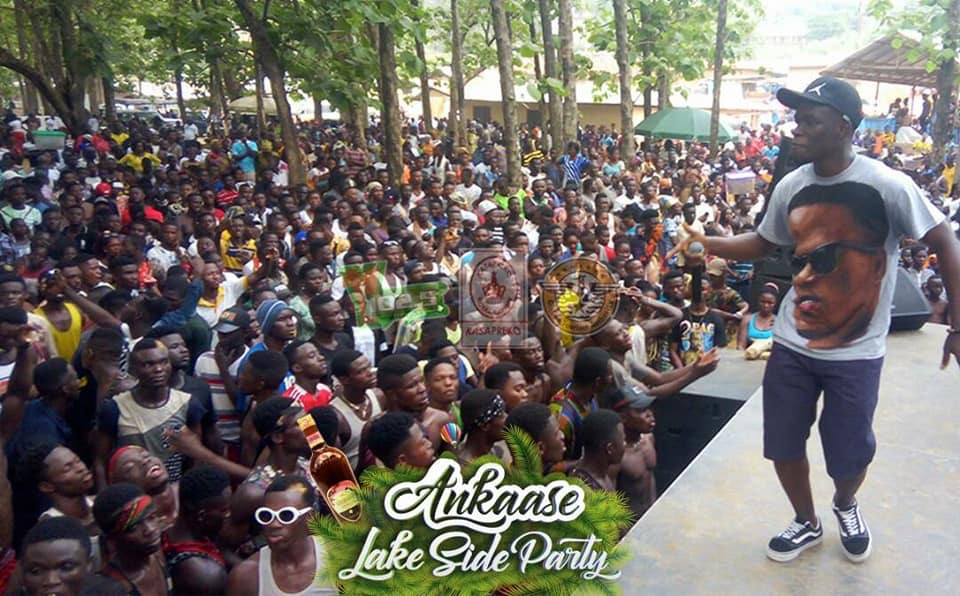 Photos: YFM Drives Thousands to Ankaase for Maiden Edition of Lakeside Easter Jam