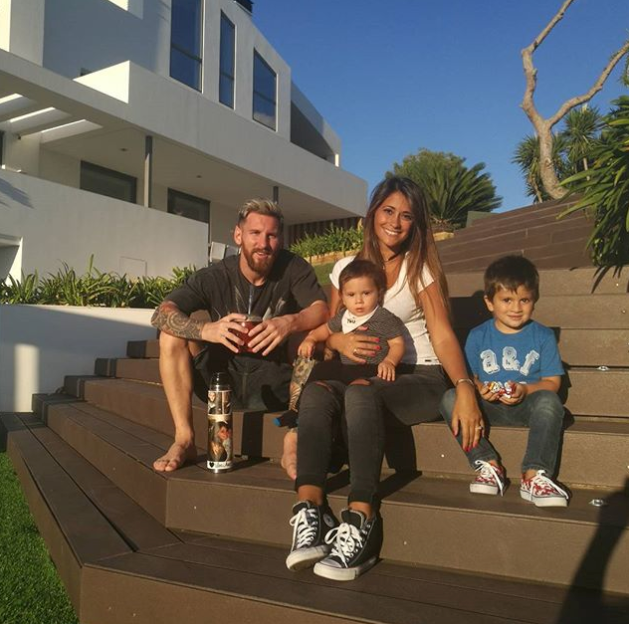Why aren't planes allowed to fly over Messi's house?