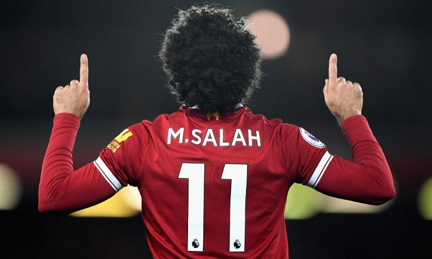 Mohamed Salah named PFA Player of the Month for March