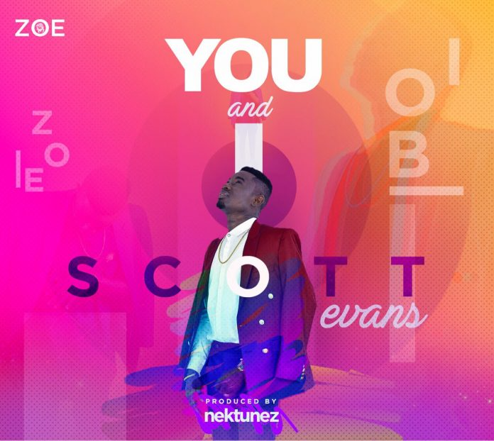 Listen Up: Scott EVANS premieres 'You and I'