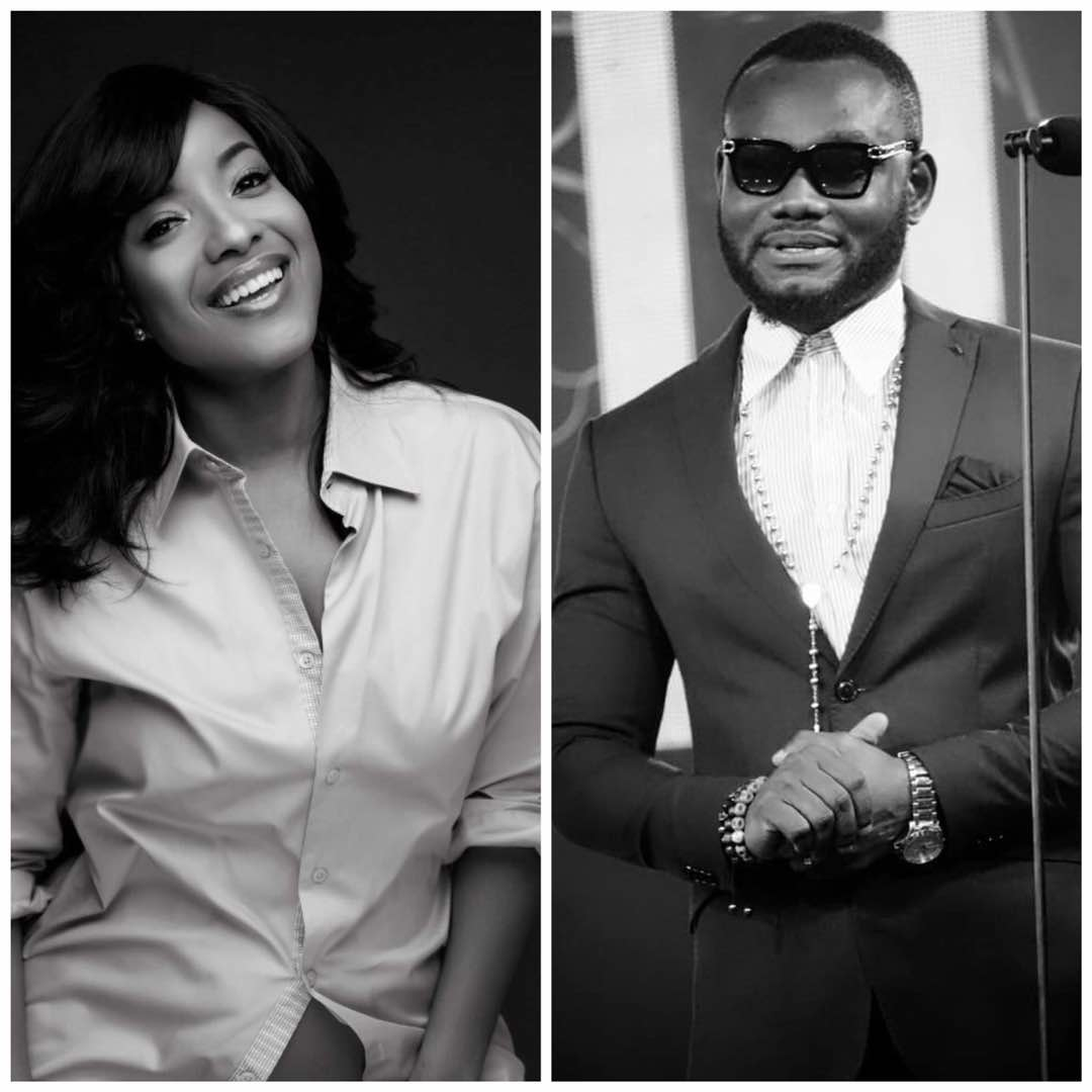 Joselyn Dumas and international actor Prince David Osei to host the 2018 Edition of Ghana DJ Awards