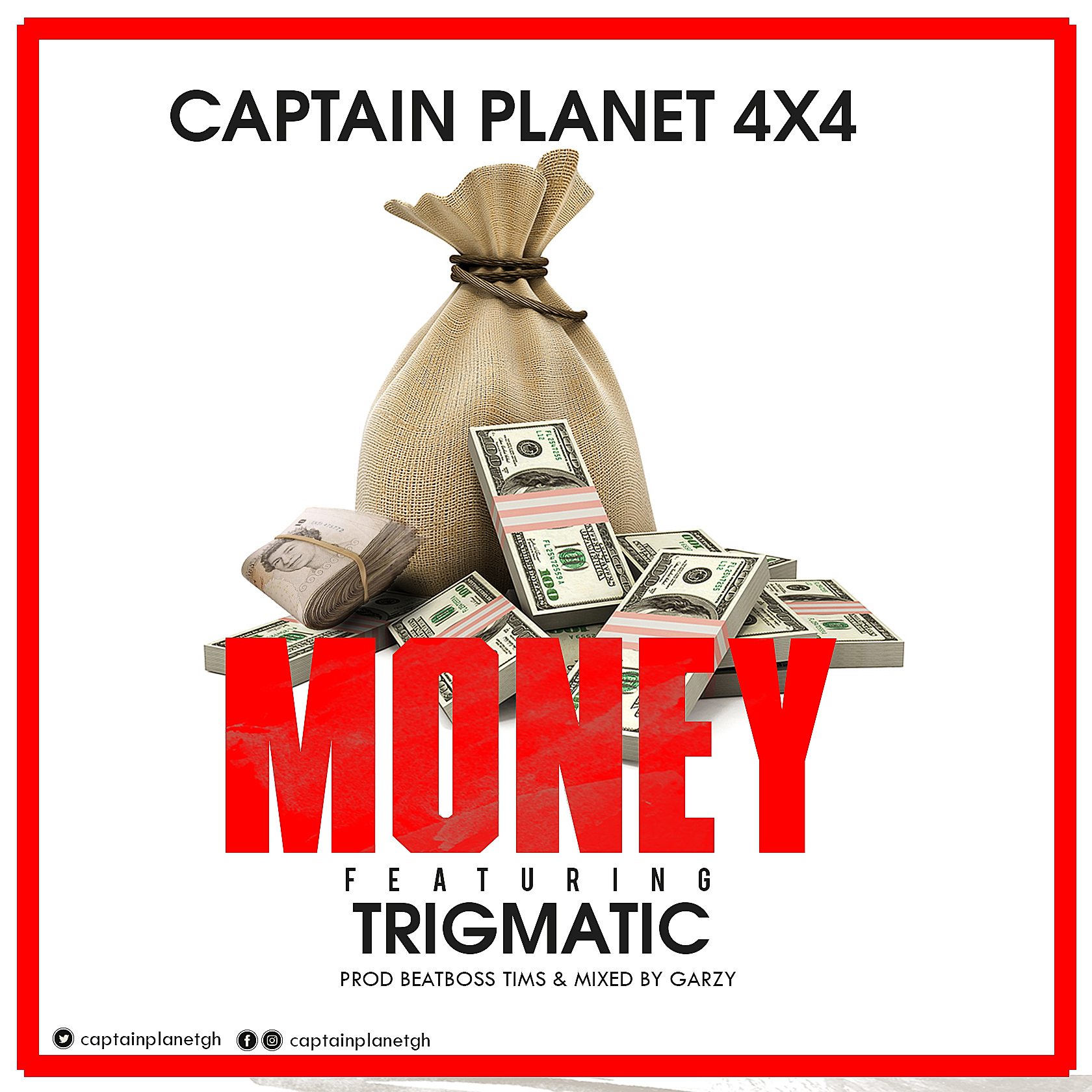 "Captain Planet Recruits Trigmatic On Brand New Single ""Money"""